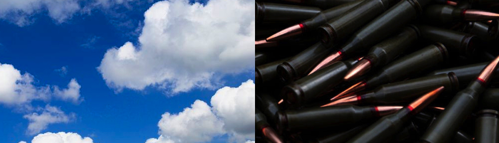 Clouds and Cartridges